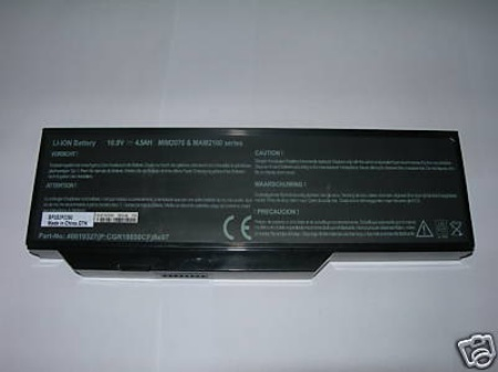 9CELL BP-DRAGON-GT(S) Packard Bell EasyNote(kompatibelt batteri)
