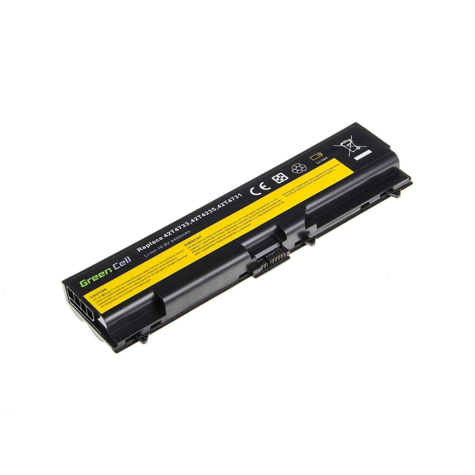 LENOVO THINKPAD L430 T430 L530 T530 T530I W530 45N1001 45N1011(kompatibelt batteri)