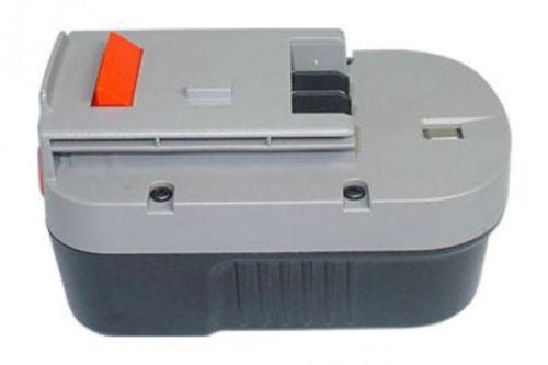 14,4V 3000mAh BLACK & DECKER A1714 FSB14 Drill (kompatibelt batteri)
