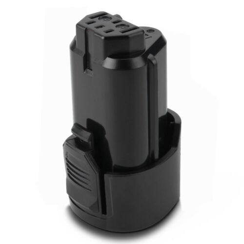 12V 3000mAh AEG L1215 L1215R BLL12C BS12C BS12C2 BSS12C (kompatibelt batteri)