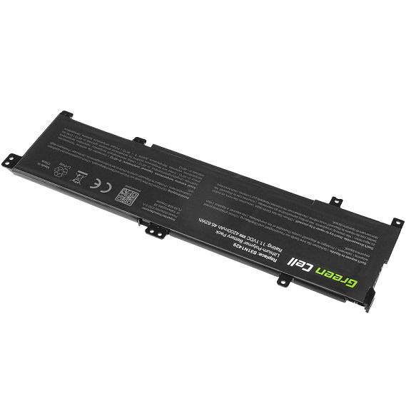 Asus K501UX-NS51 K501UX-Q72S K501UX-WH74 B31N1429 K501UX K501UB (kompatibelt batteri)