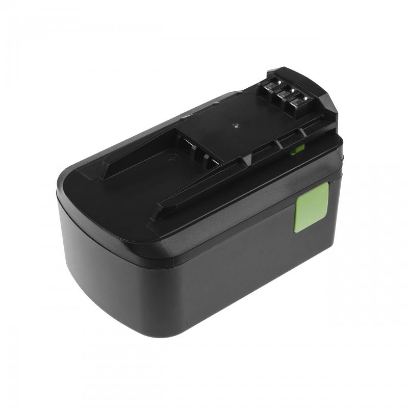 Festool 3000mah 18V 499751 500059 500435 BPC18 BPC 18 (kompatibelt batteri)
