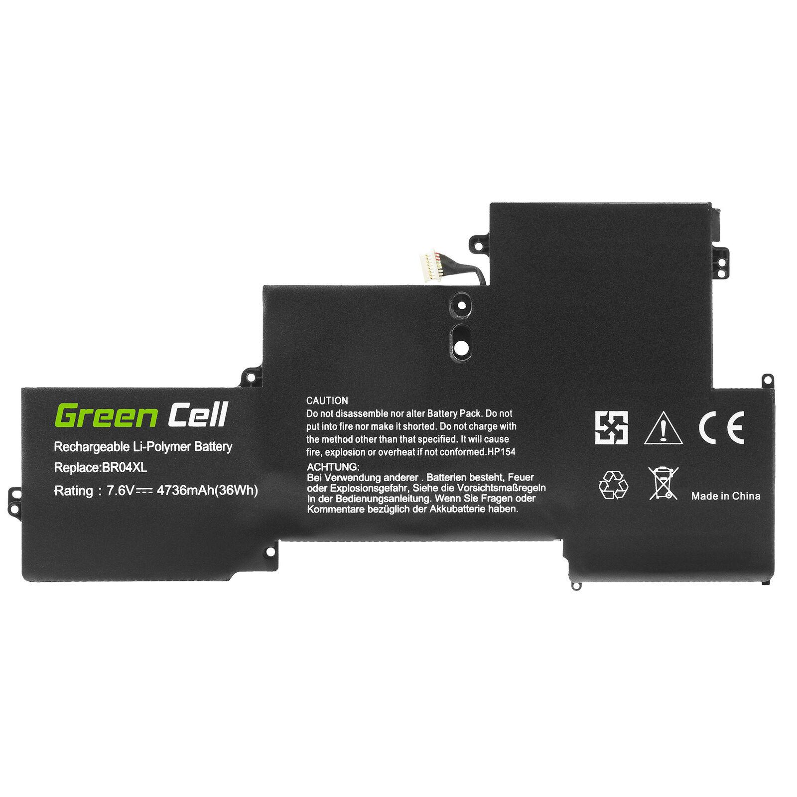 HP EliteBook Folio 1020 G1 BR04XL HSTNN-DB6M HSTNN-I28C(kompatibelt batteri)