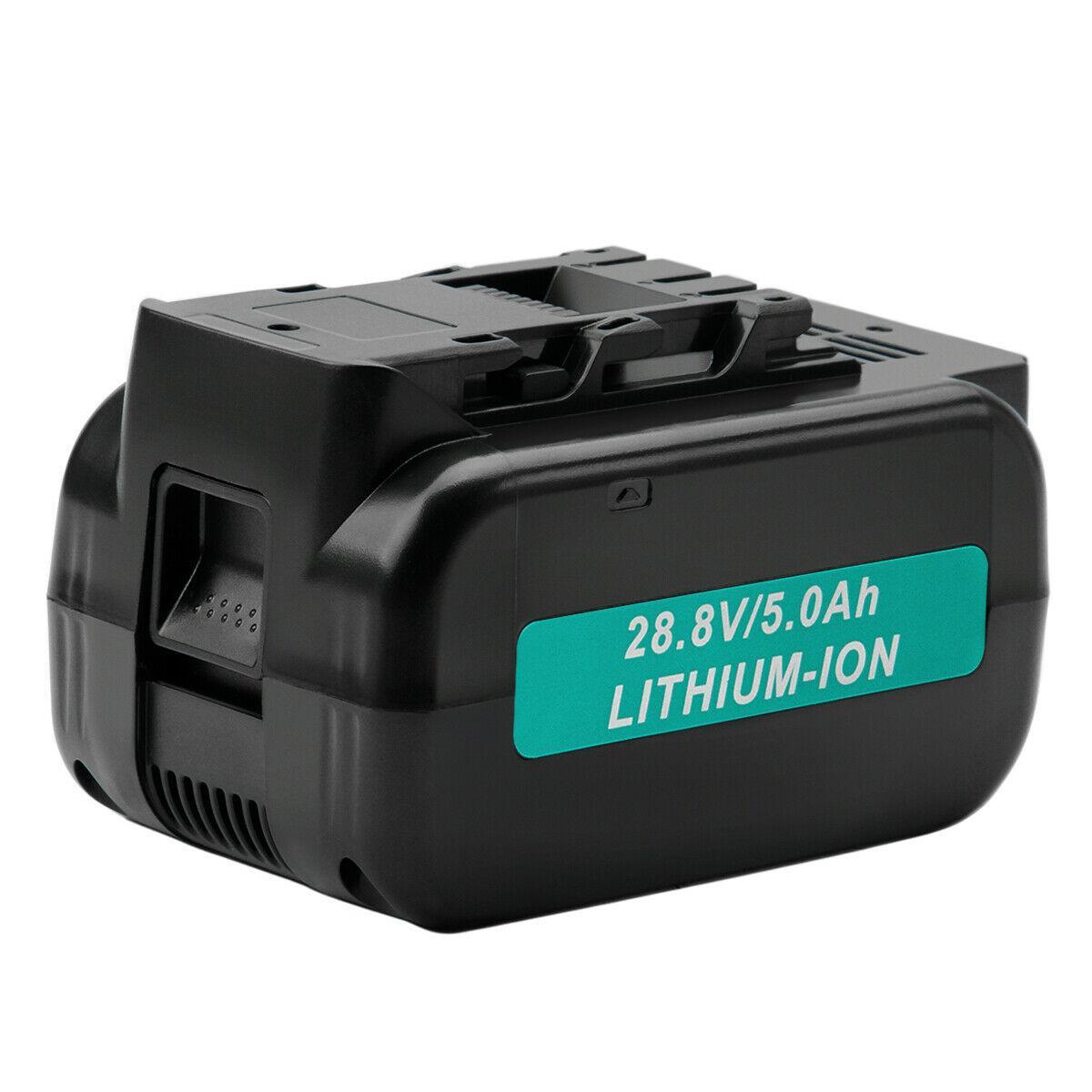 5000mAh 28.8V PANASONIC EY7880 EY7880LN2S EY7880LZ2C31 EY9L80 (kompatibelt batteri)