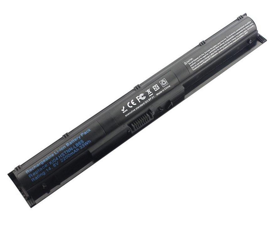 HP 800049-001 KI04 Pavilion 17-G 15-AB 14.8V (kompatibelt batteri)
