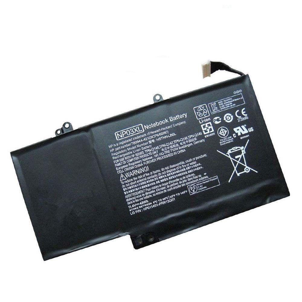 HP Envy x360 15-U202NA 15-U202NE 15-U202NF 15-U202NI (kompatibelt batteri)